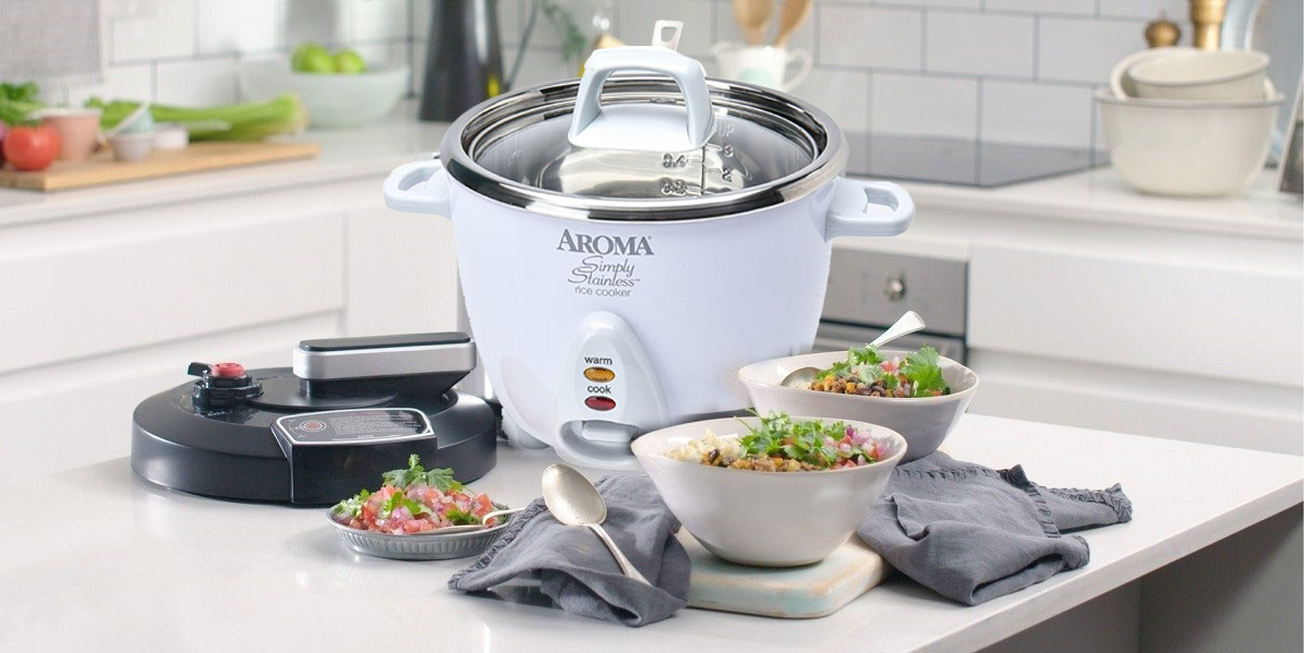 The (only) Best Rice Cooker Available in Canada with Stainless Steel Inner Pot