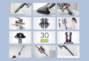 Complete list of 2020 Dyson Stick Vacuums in Canada