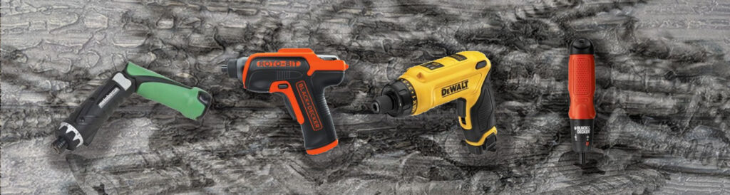 Hero Image for our review of best electric screwdriver in Canada