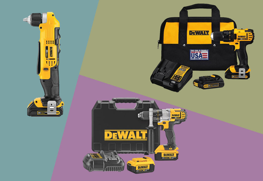 DeWALT Cordless Drill Canada