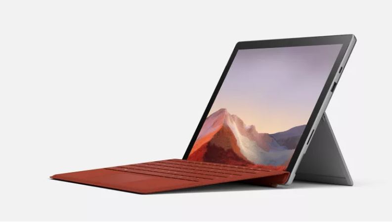 Microsoft Surface Pro 7 Canada