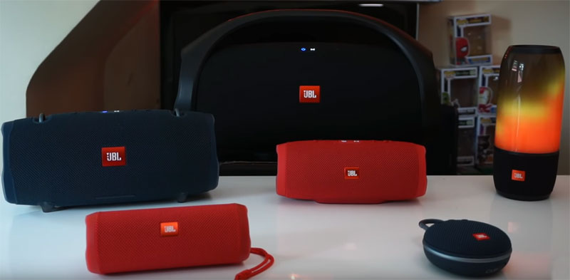 Best JBL Bluetooth Speaker Comparison