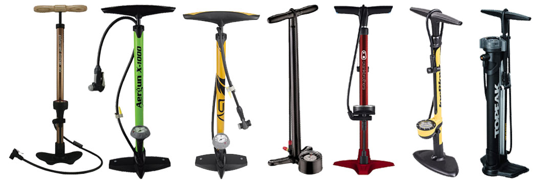 How to choose the best bike pump