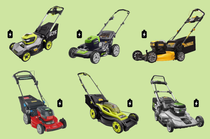 Best Cordless Lawn Mower Canada
