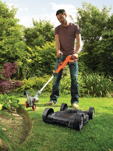 not the best electric lawnmower unless you have a tiny lawn