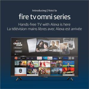 Amazon launches Fire TV Omni series 4K Smart TV